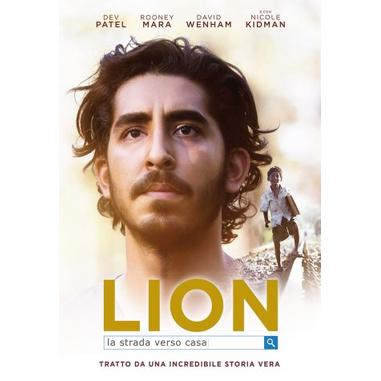 Lion - La strada verso casa (DVD)