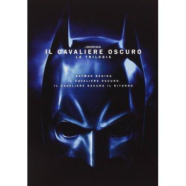 Il cavaliere oscuro - trilogia (DVD)