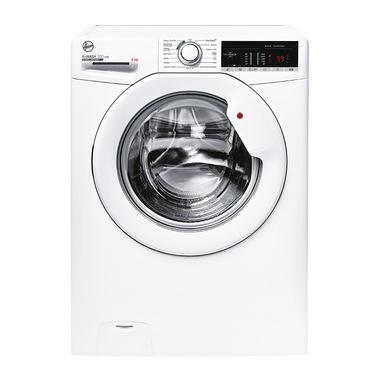 Hoover H3W 48TE-11 lavatrice Libera installazione Caricamento frontale Bianco 8 kg 1400 Giri/min A+++