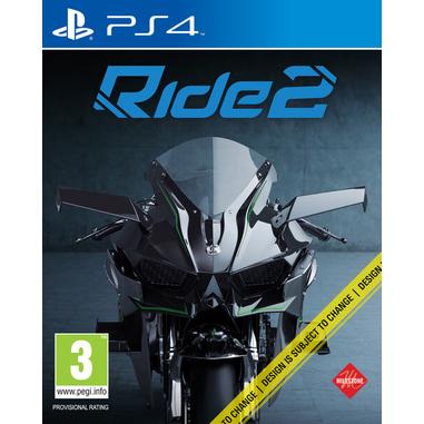 Ride 2, PS4